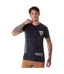 camiseta operarock t-shirt preta