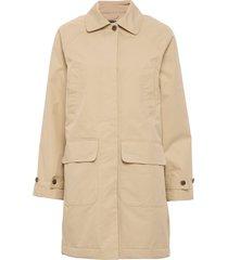helena jacket parka lange jas jas beige lexington clothing