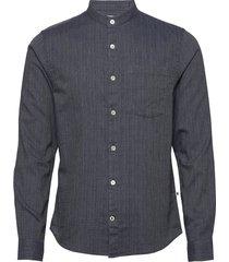 finn 5070 skjorta casual blå nn07