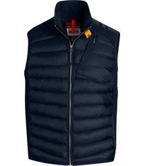 zavier vest jacket - navy pmjckwu03-562