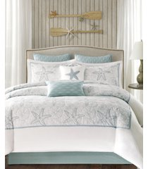 harbor house maya bay 4-pc. california king comforter set bedding
