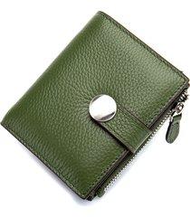 fashion women wallet short purse large capacity zipper hasp ladies bag purse mon