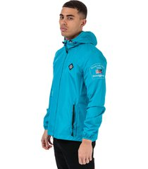 mens polytaslon wind jacket