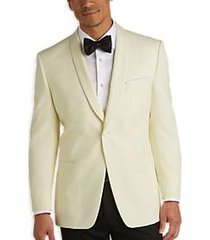 pronto uomo cream modern fit dinner jacket