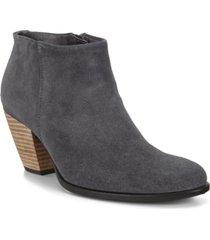 ecco women's shape 55 western water-resistant ankle booties women's shoes