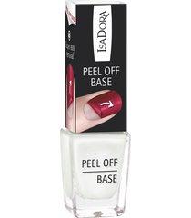 peel of base