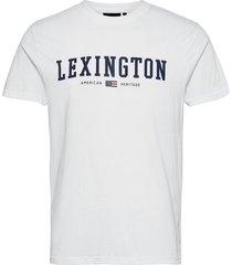 justin organic cotton tee t-shirts short-sleeved vit lexington clothing