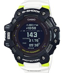 reloj g shock gbd-h1000-1a7dr blanco resina