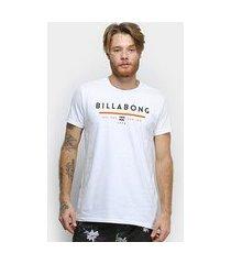 camiseta billabong unity masculina