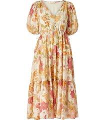 klänning run with the sun long dress