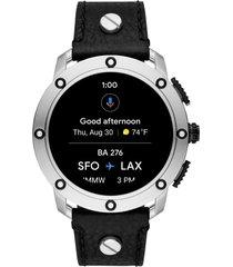 reloj fashion negro diesel on