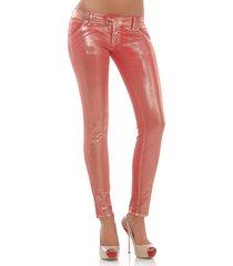 k-fit rood - met jeans - broeken - rood