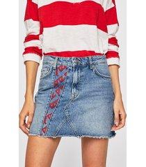pepe jeans - spódnica dani archive