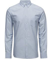 m. paul oxford shirt overhemd business blauw filippa k
