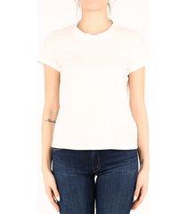 james perse cotton t-shirt white