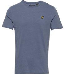 indigo t-shirt t-shirts short-sleeved lyle & scott