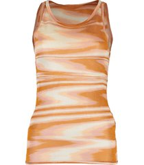 beateau neck fitted tank