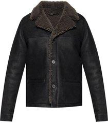 'garrick' shearling jacket