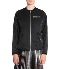 mm6 maison margiela heritage bomber jacket