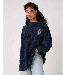 sweater wrangler sweatshirt femme oversize