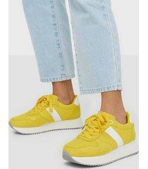 duffy contrast sneaker low top