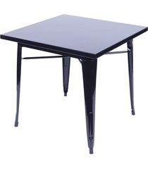 mesa de jantar titan - preta