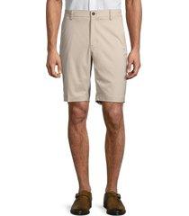 dunning golf men's golf shorts - grey - size 42