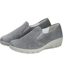 skor naturläufer grå
