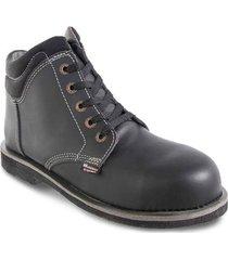 botas seguridad (235) negro para hombre croydon