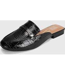 slipper negro vizzano