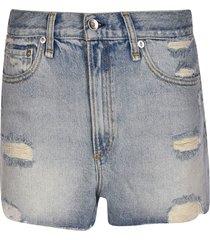 rag & bone high rise shorts