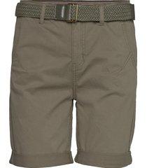 frjocamo 2 shorts shorts flowy shorts/casual shorts grön fransa