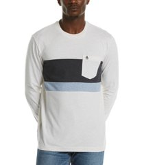 original penguin men's colorblocked stripe t-shirt