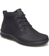babett boot shoes boots ankle boots ankle boot - flat svart ecco