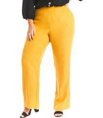 plus size women's estelle emperor trousers