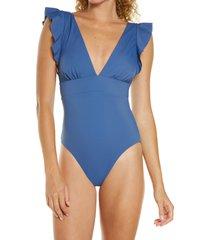 women's chelsea28 flounce one-piece swimsuit