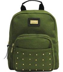 mini mochila merlot fata - verde militar
