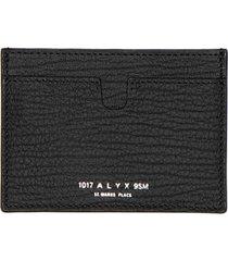 1017 alyx 9sm black card holder ryan