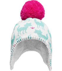 gorro faroe blanco the north face
