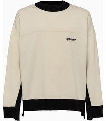 ambush mix sweatshirt bmba002f20fle001