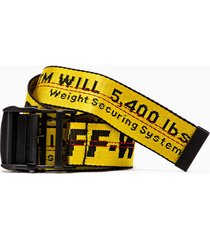 off-white off-white carryover industrial belt omrb012s20647020