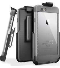 belt clip holster for iphone 6s plus 5.5  lifeproof nuud case (no case included)