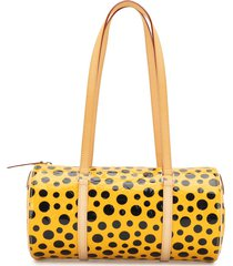 louis vuitton 2012 pre-owned infinity dots papillon shoulder bag -