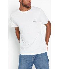 neuw double home tee t-shirts & linnen offwhite