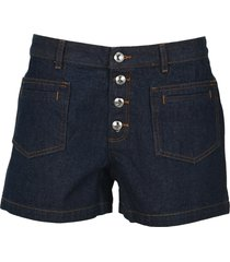 a.p.c. marine shorts