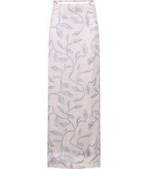 jacquemus printed skirt