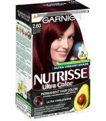 nutrisse ultra color röd svartbrun 2.60