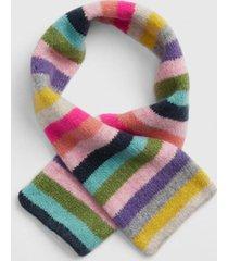 bufanda multicolor gap