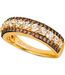 le vian@ diamond band ring (1-1/4 ct. t.w.) in 14k gold