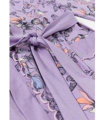 badjas van shirtstof